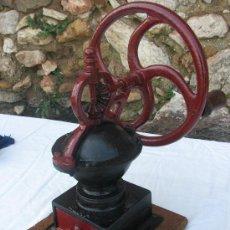 Antigüedades: MOLINILLO DE CAFÉ MARCA ELMA .. Lote 27249532