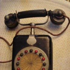 Teléfonos: TELEFONO ANTIGUO DE PARED. Lote 25954709