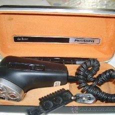 Antigüedades: PHILISSHAVE DE LUXE TIPO HP 1126 -FUNCIONA-. Lote 27616159
