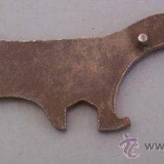 Antigüedades: LLAVE INGLESA NEW HUDSON PARA MOTO O BICICLETA (4X13,7CM APROX). Lote 26560044