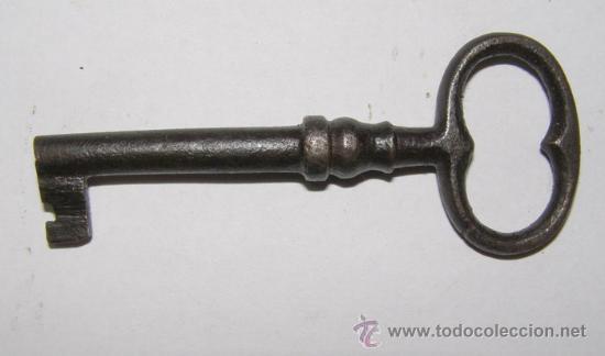 Llave antigua n 4 comprar llaves antiguas en for Llaves para lavabo antiguas