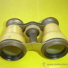 Antigüedades: BINOCULO ANTIGUO DE TEATRO. Lote 12800641