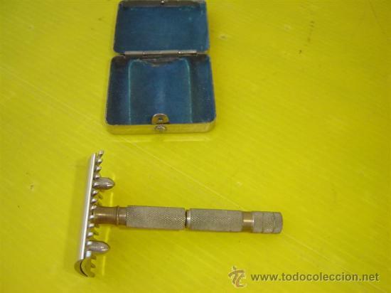 Antigüedades: maquinilla de afeitar - Foto 2 - 12807205