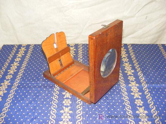 ANTIGUA LUPA MARCA E. ZIEGLER, PARIS (Antigüedades - Técnicas - Instrumentos Ópticos - Lupas Antiguas)