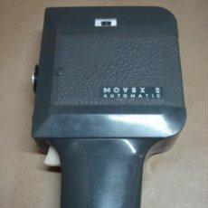 Antigüedades: CAMARA TOMAVISTAS CINE SUPER 8 AGFA MOVEX S AUTOMATIC. Lote 22674509