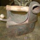 Antigüedades: ANTIGUA PLANCHA. Lote 27393324