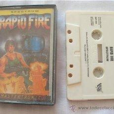 Antigüedades: JUEGO DE SEPCTRUM RAPID FIRE. Lote 27247296