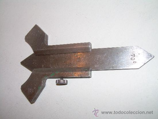 ANTIGUO MEDIDOR (Antigüedades - Técnicas - Varios)