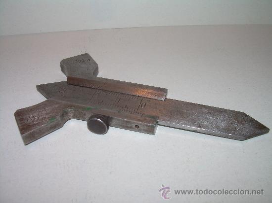 Antigüedades: ANTIGUO MEDIDOR - Foto 2 - 25061337