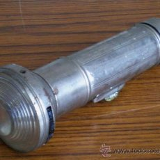 Antigüedades: LINTERNA DE CHAPA. Lote 23654262