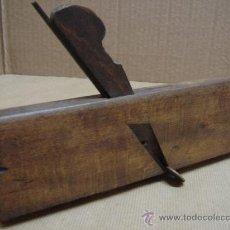 Antigüedades: ANTIGUO CEPILLO DE CARPINTERO MOLDURERO ¡¡ ¡¡. Lote 25940761
