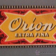 Antigüedades: HOJA DE AFEITAR ORION EXTRA FINA. Lote 5777125