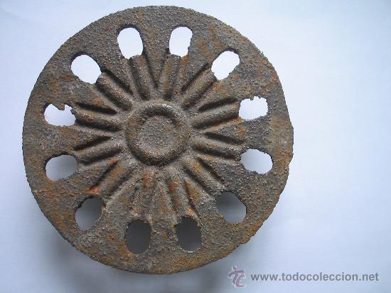 ANTIGUO FILTRO (Antigüedades - Técnicas - Varios)