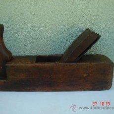 Antigüedades: GARLOPA DE CARPINTERO ANTIGÜA, EN .. Lote 26585648