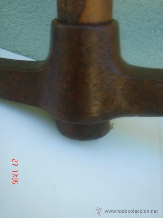 Antigüedades: INSERCIÓN DEL MANGO - Foto 3 - 26784857