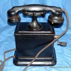 Teléfonos: ANTIGUO TELEFONO DE MAGNETO. Lote 26607500