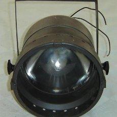 Antigüedades: FOCO DE LUZ EXTERIOR MARCA GENERAL ELECTRIC-USADO-DIAMETRO 20 CMS.-ALTURA 22 CMS.-BARRA SOPORTE 19*2. Lote 103466524