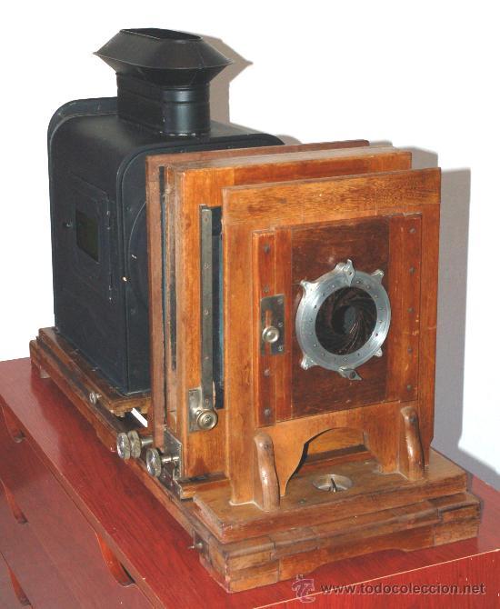 Antigüedades: LINTERNA MAGICA GRAN FORMATO JCA AKT, GES, DRESDEN alrededor de 1850. - Foto 2 - 18347019