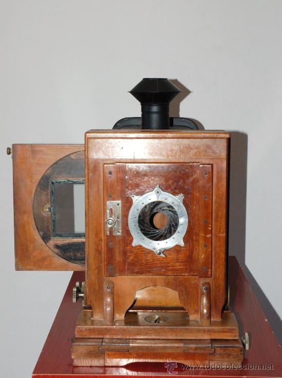 Antigüedades: LINTERNA MAGICA GRAN FORMATO JCA AKT, GES, DRESDEN alrededor de 1850. - Foto 3 - 18347019