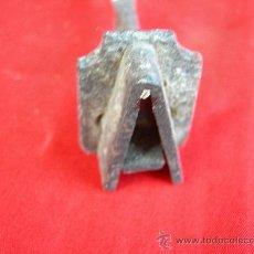 Antigüedades: HIERRO DE FORJA PARA MARCAR. Lote 14555610