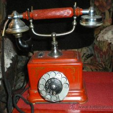 Teléfonos: TELEFONO DE SOBREMESA. Lote 14675696