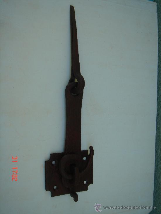 Antigüedades: VISTA COMPLETA CON EL ANCLAJE - Foto 2 - 26756924