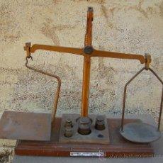 Antigüedades: PESA O BALANZA ,,ARNOL PRECISION SCALES ,,, BAL365. Lote 26807563