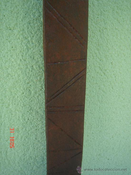 Antigüedades: VISTA DEL GRABADO DEL HIERRO - Foto 3 - 26874535