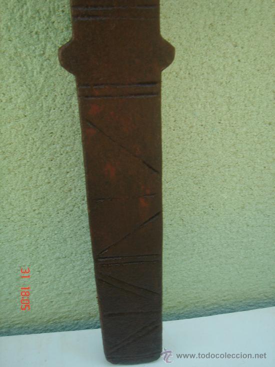 Antigüedades: VISTA DEL GRABADO DEL HIERRO - Foto 4 - 26874535
