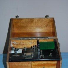 Antigüedades: APARATO CORRIENTES ELÉCTRICAS. Lote 26817719