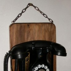 Teléfonos: TELEFONO ANTIGUO DE PARED ,,,TEL365. Lote 26466068