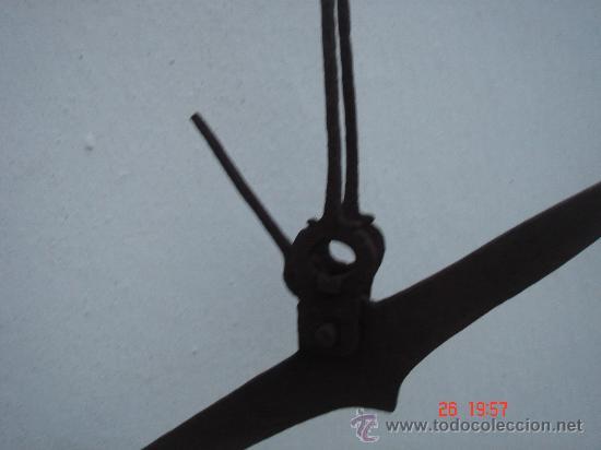 Antigüedades: DETALLE DE FORJA Y DEL FIEL - Foto 9 - 27080330