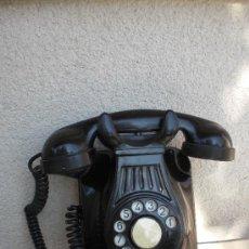 Teléfonos: TELÉFONO BAQUELITA PARED 100 % ORIGINAL AÑOS 50. Lote 27521722