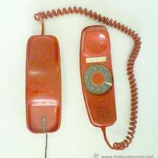 Teléfonos: TELEÉFONO GÓNDOLA ROJO DE TELEFÓNICA. Lote 26203681