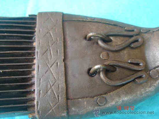 Antigüedades: VISTA DEL TRABAJO DE FORJA - Foto 4 - 27505358