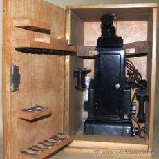 Antigüedades: ANTIGUO COLORIMETRO DE LABORATORIO ¡¡¡PIEZA DE MUSEO!!!. Lote 27614544