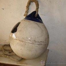 Antigüedades: BOYA DE ARRIME. Lote 26626580