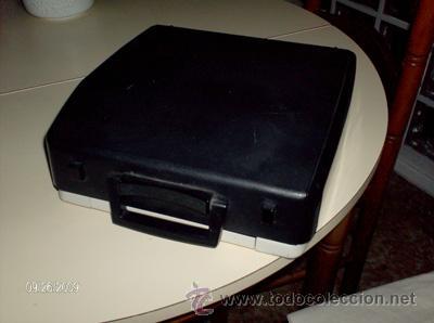 Antigüedades: Maquina de escribir portatil - Foto 2 - 27547252
