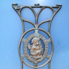 Antigüedades: PIE DE MAQUINA DE COSER . Lote 26772087