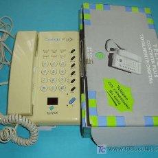 Teléfonos: TELEFONO CONTESTAPLUS. TELEFONO CON CONTESTADOR SIN CINTA. Lote 27407831