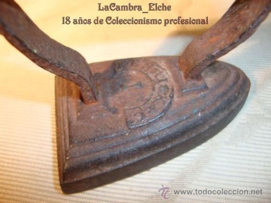 Antigüedades: GRACIOSA RARA PLANCHITA ANTIGUA, Nº1, S.XIX, HACIA 1875/85. - Foto 3 - 26451514