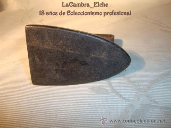 Antigüedades: GRACIOSA RARA PLANCHITA ANTIGUA, Nº1, S.XIX, HACIA 1875/85. - Foto 4 - 26451514