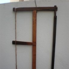 Antigüedades: SIERRA CARPINTERO ANTIGUA. Lote 16069148