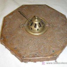 Antigüedades: QUEMADOR SUSTANCIAS AROMATICAS. Lote 27227741