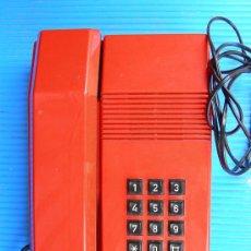 Teléfonos: TELÉFONO ROJO MODELO TEIDE. Lote 18043948