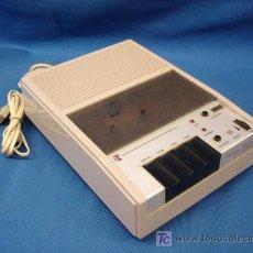 Teléfonos: ANTIGUO CONTESTADOR AUTOMÁTICO DE LLAMADAS AMPER CM-11, 1976. Lote 26705420