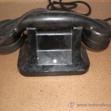 Teléfonos: TELEFONO DE HIERRO Y BAQUELITA HOTEL. Lote 16924103