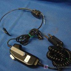 Telefones: -ANTIGUOS AURICULARES DE CENTRALITA CON MICRO MARCA STARSET. Lote 26066095