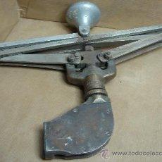 Antiquitäten - ANTIGUA REMACHADORA DE FUELLE - AIRCRAFT MATERIALS LAZY TONG - ENGLAND - 26337420