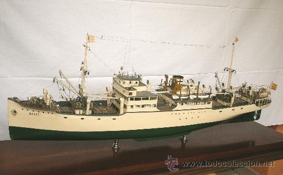 El darro lealtad ejemplar nico 1940 barco comprar - Antiguedades de barcos ...
